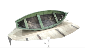 Фотограмметрия карбаса