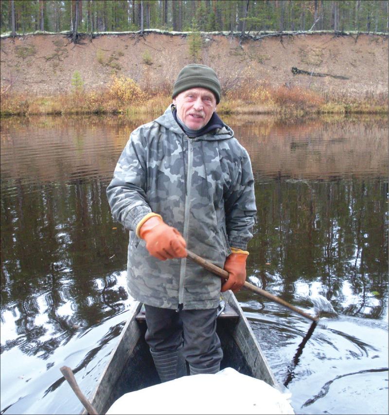 Альберт Логинов смастерил около 50 лодок разного типа