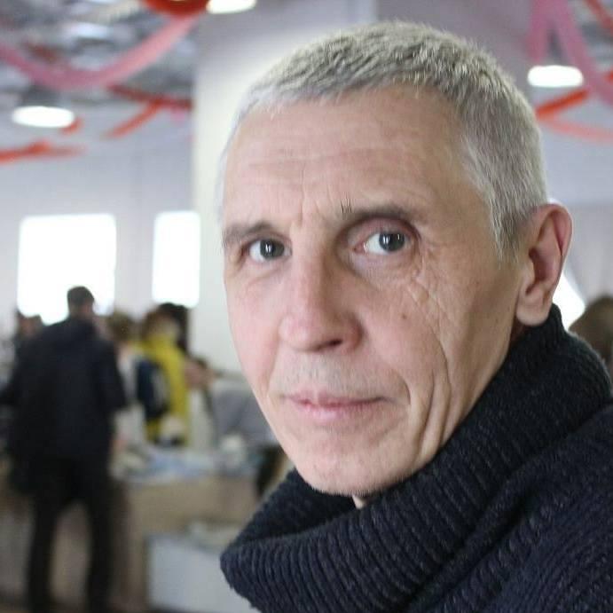 Виталий Дробилекно